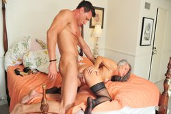 Horny Grannies Love To Fuck 10, Scene 4