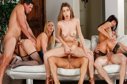 Neighborhood Swingers 16, Scene 2