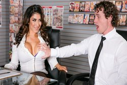 Big Tit Office Chicks 2, Scene 2